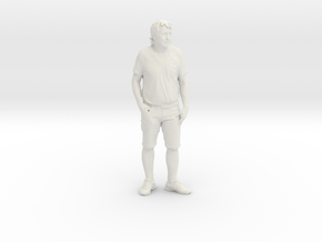 Printle C Homme 409 - 1/24 - wob in White Strong & Flexible