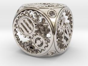Gears Delirium II - D6 in Platinum