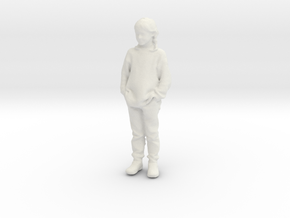 Printle C Kid 064 - 1/24 - wob in White Strong & Flexible