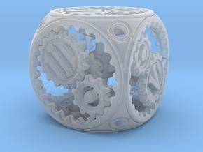 Gears Delirium II - D6 in Smooth Fine Detail Plastic