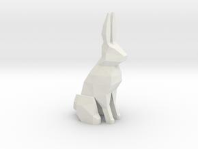 Pawn - F[1,0M/1,1C] White Warren in White Natural Versatile Plastic