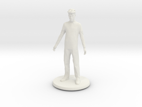 Printle C Homme 417 - 1/24 in White Strong & Flexible