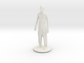 Printle C Homme 418 - 1/24 in White Strong & Flexible