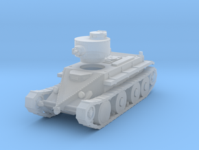 1/100 Christie T3 tank in Frosted Ultra Detail