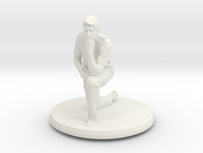 Printle C Homme 420 - 1/24 in White Strong & Flexible