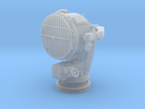 1/72 DKM 160cm Searchlight in Smooth Fine Detail Plastic