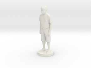 Printle C Kid 138 - 1/24 in White Natural Versatile Plastic
