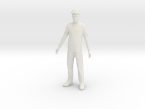 Printle C Homme 417 - 1/24 - wob in White Strong & Flexible