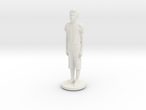 Printle C Kid 141 - 1/24 in White Natural Versatile Plastic