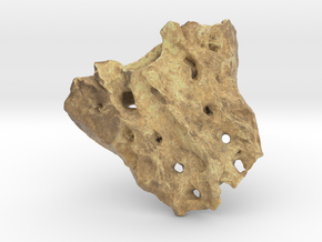 Sacrum  in Full Color Sandstone