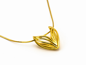 sWINGS Bold in 18k Gold Plated Brass