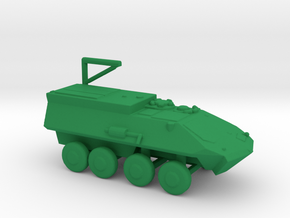 1/200 Scale LAV25-L in Green Strong & Flexible Polished