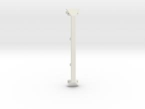 LZ7 Power Corner V2 in White Natural Versatile Plastic