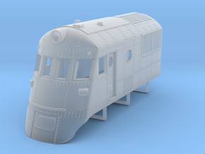 Southern Railcar Part 1 in Frosted Ultra Detail