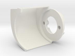 Braun Multiwind HL1 - Shroud/Blade Guard Only in White Natural Versatile Plastic