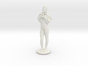 Printle C Femme 018 - 1/72 in White Strong & Flexible