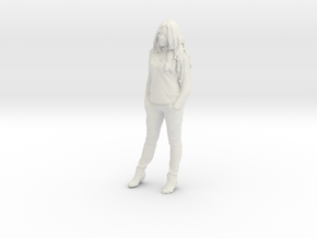 Printle C Femme 012 - 1/72 - wob in White Strong & Flexible