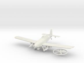 1/144 Air Tractor AT-802U in White Natural Versatile Plastic