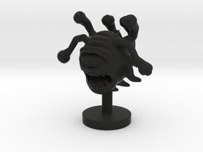 D&D_Min_Beholder in Black Natural Versatile Plastic