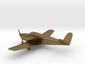 Beechcraft Bonanza 35 in Natural Bronze: 1:108