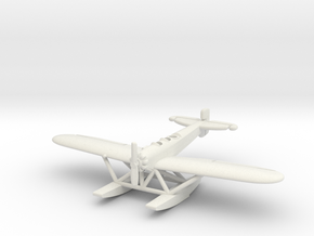 Heinkel HE 5  (S5A) in White Natural Versatile Plastic: 6mm