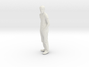 Printle C Homme 236 - 1/72 - wob in White Strong & Flexible
