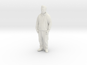 Printle C Homme 240 - 1/72 - wob in White Strong & Flexible