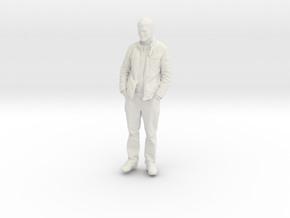 Printle C Homme 263 - 1/72 - wob in White Strong & Flexible