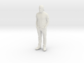 Printle C Homme 266 - 1/72 - wob in White Strong & Flexible