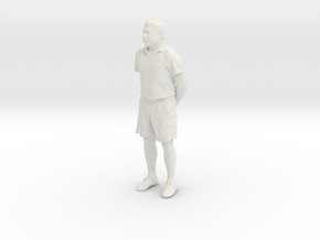 Printle C Homme 322 - 1/72 - wob in White Strong & Flexible