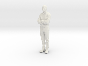 Printle C Homme 332 - 1/72 - wob in White Strong & Flexible