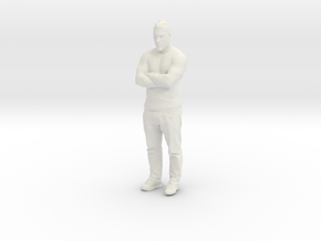 Printle C Homme 333 - 1/72 - wob in White Strong & Flexible