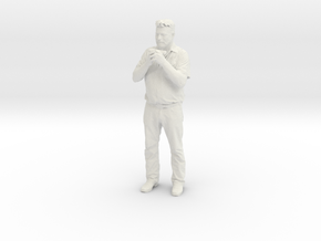 Printle C Homme 347 - 1/72 - wob in White Strong & Flexible