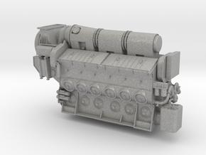 EMD 12N-710G3B in Aluminum