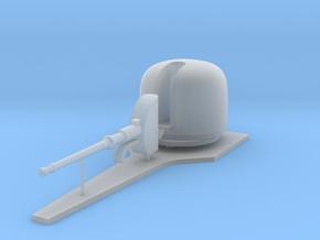 1:72 scale OTO Melara - 76 Mm in Smooth Fine Detail Plastic