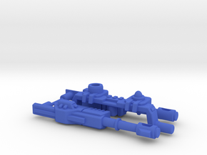 IronBison Turret Upgrade Kit in Blue Strong & Flexible Polished