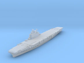 Illustrious class 1/1800 in Smooth Fine Detail Plastic