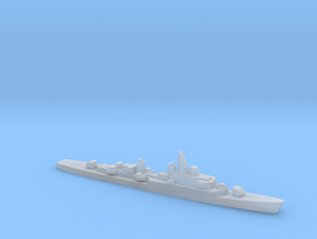 ITS Impetuoso-class Destroyer, 1/1800 in Smooth Fine Detail Plastic