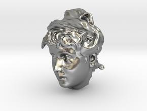 Die Leiden des jungen Werther in Natural Silver: Medium