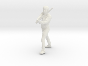 Printle C Homme 001 - 1/64 - wob in White Strong & Flexible