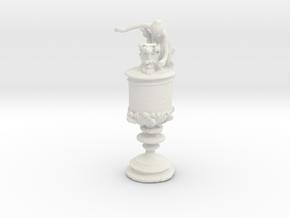 Printle Aiguière - 1/24 in White Strong & Flexible