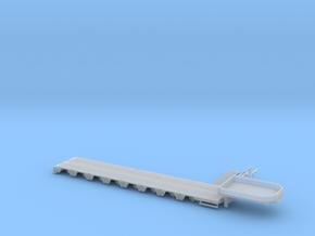 MPA 11 Tieflader ähnlich Goldhofer MPA 8 Achs 2550 in Smooth Fine Detail Plastic