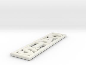 Model-8bac4c380593b8f8fea6a43b6ea9d243 in White Natural Versatile Plastic
