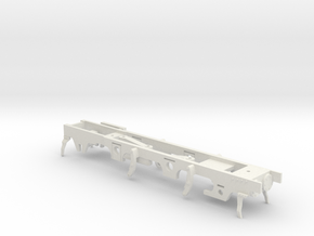 FR J1 - EM Chassis in White Strong & Flexible