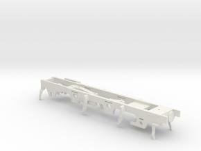 FR J1 - EM Chassis in White Natural Versatile Plastic