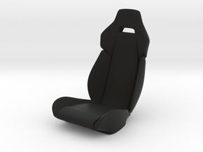 Sport Seat F12-Type - 1/10 in Black Strong & Flexible