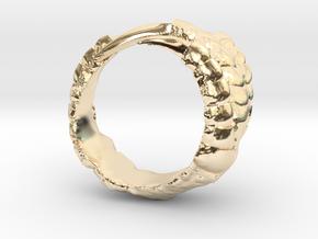 Clawsring / Krallenring in 14K Gold