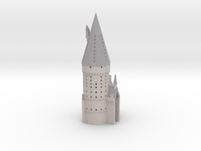 1/720 Hogwarts - Grand Staircase Tower in Full Color Sandstone
