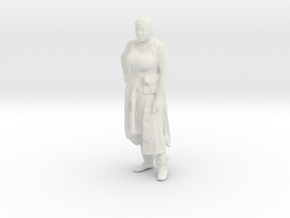 Printle C Femme 017 - 1/56 - wob in White Natural Versatile Plastic