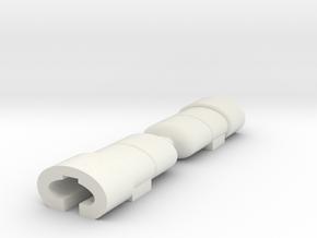 Lightbar For Tumbler in White Natural Versatile Plastic